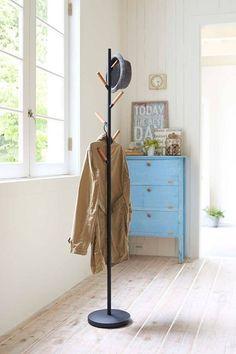 7adbd78f5a4 Plain Coat Hanger design by Yamazaki