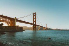 Poster & Download: Golden Gate Brücke San Francisco California berühmt Kategorien: landschaften, golden, gate, bridge, san, francisco, california, famous, landmark, architecture, bay, water, attraction