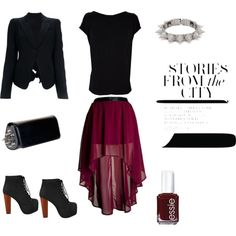 Stories, created by francy78 on Polyvore