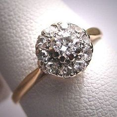 Antique Diamond Wedding Ring Vintage - http://www.bestuniqueengagementrings.com/guide-for-men-to-buying-the-best-engagement-ring.html/antique-diamond-wedding-ring-vintage