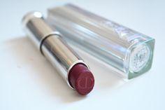 Rouge à lèvre Dior bordeaux