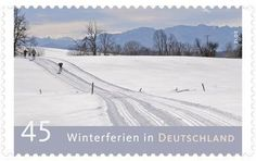 Stamp: Winter Holiday (Germany, Federal Republic) (Post. Winter) Mi:DE 2904,Sn:DE 2646,Yt:DE 2734,Sg:DE 3747,AFA:DE 3767