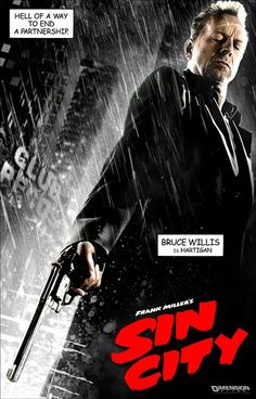 IMP Awards Winner for Best Character Poster Set of 2005: Sin City