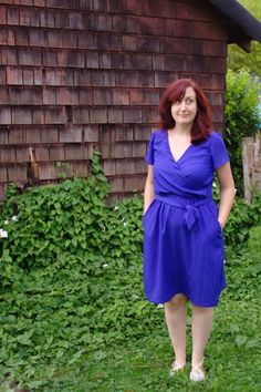Sewaholic Yaletown dress! | The Craft Collective