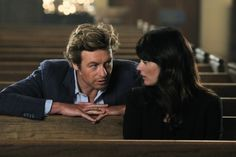 The Mentalist Photos: Looking for Answers on CBS.com