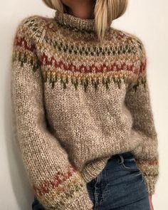 Ravelry 289497082299086332 - Ravelry: Skaanevik sweater pattern by Siv Kristin Olsen Source by gr_bye Knitting Kits, Sweater Knitting Patterns, Knitting Machine, Beginner Knitting, Scarf Patterns, Knitting Stitches, Knitting Designs, Icelandic Sweaters, Thick Sweaters