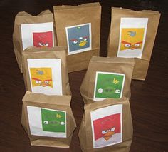 goody bags for the kids
