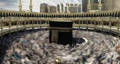 Tawaf - Harmony in Unity Motion Blur, Maybe Someday, Great Shots, Art And Architecture, Creative Photography, Unity, The Good Place, Spirituality