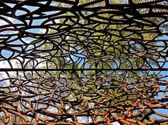 rebar art projects - Google Search