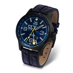 Vostok-Europe creates energetic timepieces for world travelers, divers, and captains of adventure. These chronograph and automatic pieces are marked by their superb d. Limited Edition Watches, Affordable Watches, Europe, North Pole, Casio Watch, Girls Best Friend, Chronograph, Quartz, Blue