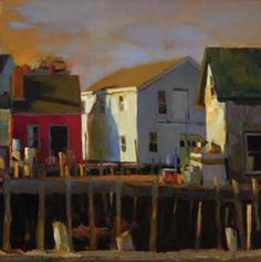 Compression Vinalhaven by Connie Hayes.... http://www.conniehayes.com/bio.html