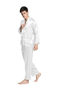 7f62a1ecf5 27 Best Men s Silk Pajamas images