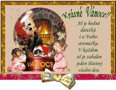 Christmas And New Year, Christmas Diy, Merry Christmas, Snow Globes, Santa, Miniatures, Frame, Cute, Poster