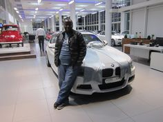 New car pick-ups from #HappyCustomers @BMWsupertech_m7 #Supertech