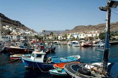 Puerto de Mogan by Emmanuel/Flickr
