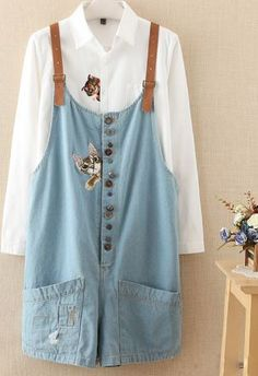 Funny Denim Jeans Overalls Jumper One Size. Your's is here: https://ecolo-luca.com/collections/clothing/products/funny-denim-jeans-overalls-jumper-one-size