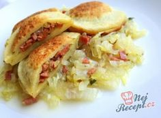Sauerkraut, Tacos, Food And Drink, Potatoes, Mexican, Chicken, Baking, Vegetables, Ethnic Recipes