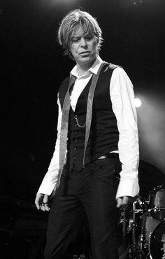 David Bowie. Heathen, 2002.