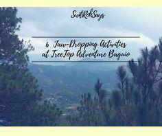 SwitiRohSays: 6 Jaw Dropping Activities at TreeTop Adventure Bag...