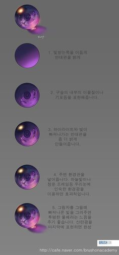 그림자료 - 채색 튜토리얼 : 네이버 블로그 Digital Painting Tutorials, Digital Art Tutorial, Art Tutorials, Digital Paintings, Drawing Tutorials, Process Art, Painting Process, Painting Tips, Drawing Techniques