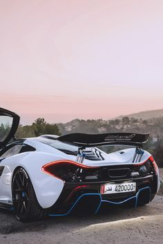 Que Bello De Trasero De Este McLaren