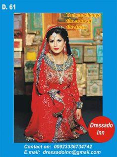Dressado Inn: Dresses D 61 to D 64