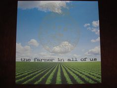 FFA scrapbook 12x12 paper, the farmer in all of us by CraftsNextDorr on Etsy