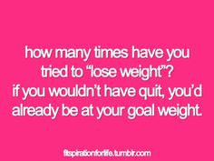 Too Many times...should be very skinny by now.
