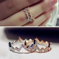 Available  2 pcs zircon rings  Rs 1200/- Delivery time 3-5 weeks