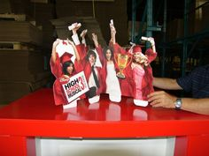 Printing Services - Disney - High School Musical 3 | Middleton Group Inc.