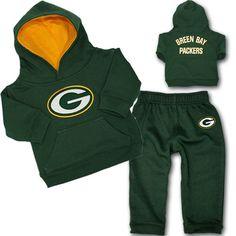 Packers Kids Sweatsuit