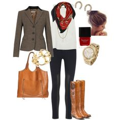 Equestrian - My Style