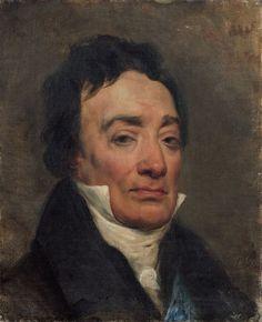 Portrait de Charles Bernard, baron de Ballainvilliers