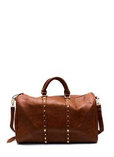 Spike Path Weekender Bag