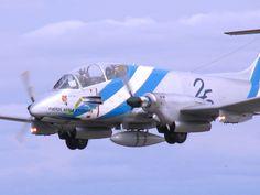 pucara avion de combate