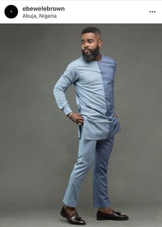Today on Stylish Gwin Africa we are unveiling this compilation of Latest Senator Styles for men. These are beautiful, purely handmade African men's outfit. African Wear Styles For Men, African Attire For Men, African Clothing For Men, African Shirts, African Inspired Fashion, African Print Fashion, African Fashion Dresses, Fashion Wear, Mens Fashion