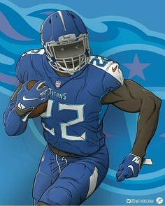 Nfl Football Players, Giants Football, Football Art, Football Helmets, Tennessee Titans Football, Kansas City Chiefs Shirts, New England Patriots Logo, Sports Graphic Design, Football Wallpaper