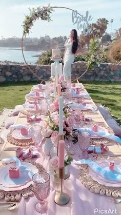 Picnic Decorations, Outdoor Wedding Decorations, Shower Party, Bridal Shower, Baby Shower, Romantic Wedding Decor, Wedding Ideas, Picnic Birthday, Before Wedding