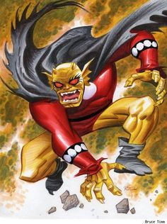 Etrigan the Demon by Bruce Timm