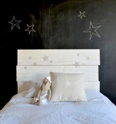 Stars Cabecero Infantil