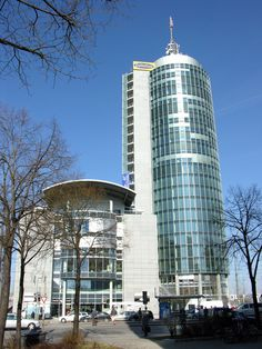 munich city tower -