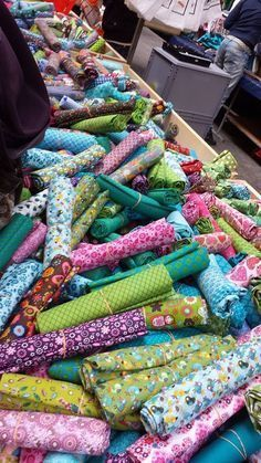 Super conseils pour savoir où acheter des tissus en France, à Paris et sur le net! Utile! ♥ #epinglercpartager