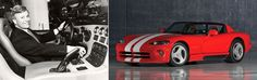 #7. Tom Gale -- Plymouth Prowler, Dodge Viper, Dodge Stealth