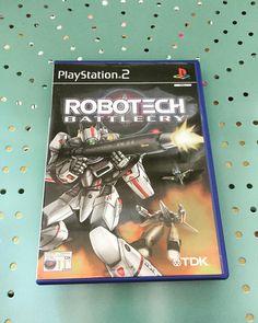 Robotech Battlecry #robotech #macross #robotechbattlecry  #oldschool #ps2 #playstation2 #playstation #retrogames #retrogaming #retrogamer #90s #videogames #videojogos #portugal #brasil #paulista #saopaulo #carioca #riodejaneiro #gamingportugal #gamingbrasil #games #brasil #portugal #gameplay #gamecollection #videogameaddict #videogamer