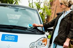 CAR2GO NORTH AMERICA LLC CARSHARING