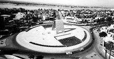 نصب الجندي المجهول، رفعت الجادرجي، بغداد، ١٩٥٨