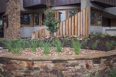Townhouses - modern - landscape - melbourne - James Dawson Landscape Design