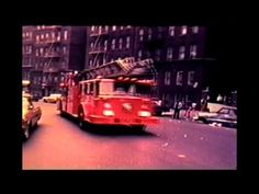 "▶ Man Alive: The Bronx Is Burning (Complete) FDNY 1972 - YouTube   MC:  Dennis Smith, the author of ""Report from Engine Company 82"" is interviewed starting at 4:57; the book and other things are discussed beginning at 7:34 with a visit to Smith's house in upstate New York.  He sold the film rights to his book for over $100K; I'm looking for it after I watch this documentary.  There's also a lot of good footage of vintage fire equipment in this film."
