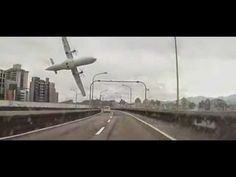 Disaster of the ATR plane 72-600 on Taiwan (FOTO & VIDEO)