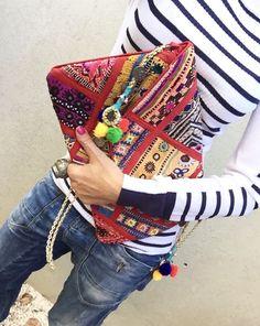A personal favourite from my Etsy shop https://www.etsy.com/au/listing/278664586/vintage-clutch-bag-banjara-clutch-bag